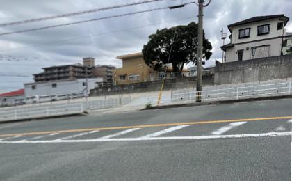 城南区東油山駐車場整備